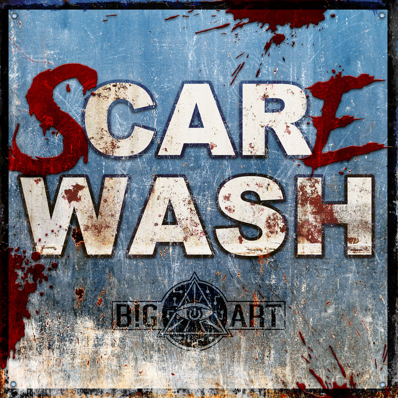 Scare Wash Coming October 29th